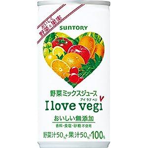 サントリー I love vegi 190g×30本