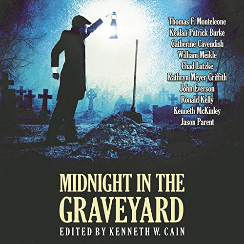 Midnight in the Graveyard Titelbild