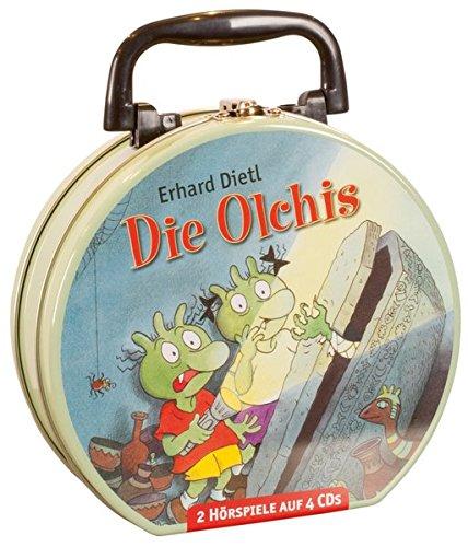 Die Olchis - Mein Hörbuch-Koffer (4CD): Hörspiele, 227 min.