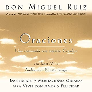 Oraciones: Una comunión con nuestro Creador [Prayers: A Communion with Our Creator] audiobook cover art