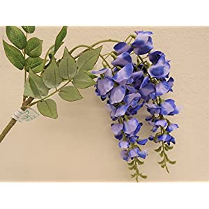 Phoenix Silk 2 Sprays Japanese Wisteria 24″ Artificial Silk Flowers 1353