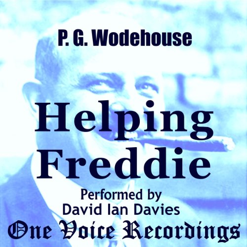 Helping Freddie audiobook cover art