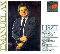 Liszt Piano Sonata Concert Par
