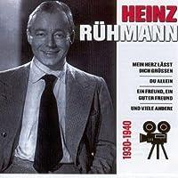 Heinz Rnhmann 1930-1940