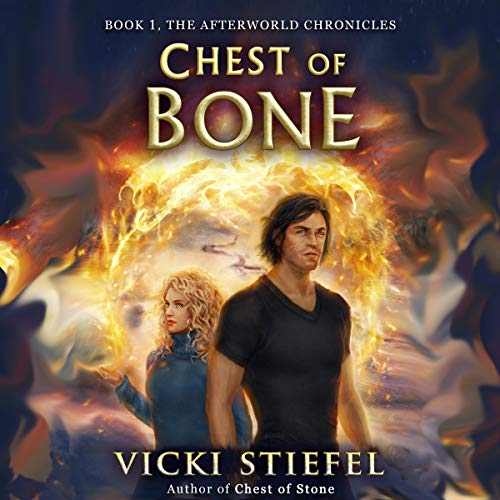 Chest of Bone audiobook cover art