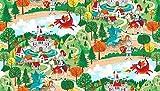 Dragons & Knights Stoff – 50 cm x 110 cm – Dragonheart