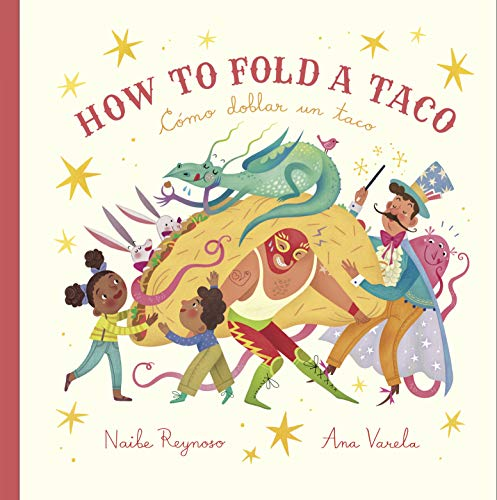 How to Fold a Taco (English and Spanish Edition)
