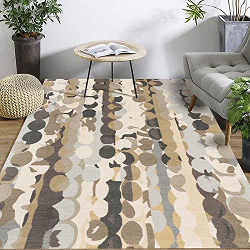 Geometrische Nordic Full Shop Startseite 200 * 300cm YJL-013,Puzzlematte Spielmatte Kinderteppich Spielteppich Schaumstoffmatte Steckmatte Bodenmatte Kindermatte Lernteppich schadstofffrei