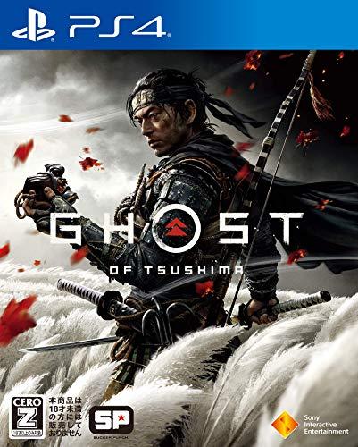【PS4】Ghost of Tsushima (ゴースト オブ ツシマ) 【Amazon.co.jp特典】オリジナルPC壁紙 配信 【CEROレーティング「Z」】