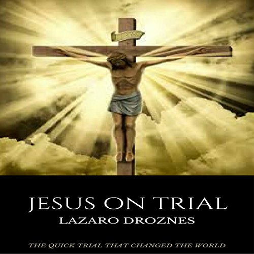 Jesus on Trial audiobook cover art