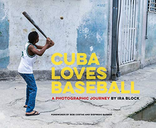 Cuba Loves Baseball: A Photographic Journey (English Edition)