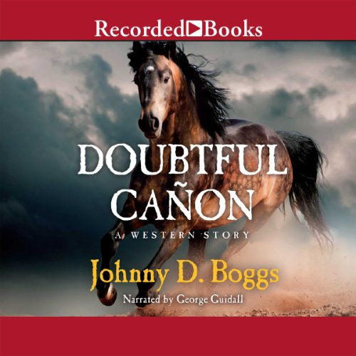 Doubtful Cañon audiobook cover art