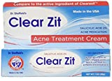 Dr. Sheffield's Clear Zit Maximum Strength 2% Salicylic Acid Acne Treatment Cream, 1 Oz Tube - New and Improved Formula (Pack of 3)