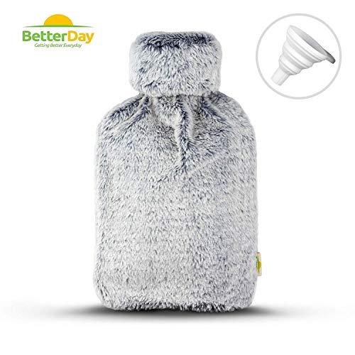 [¡NUEVO!] BetterDay® Bolsa Agua Caliente Capucha™