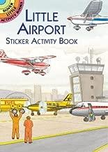 Little Airport Sticker Activity Book (Dover Little Activity Books Stickers)