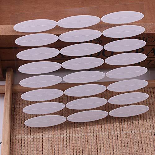 LLine 480PCS Double Bande de paupière Autocollants Invisibles à Double paupière Transparent Auto-adhésif Double Eye Tape Outils de Maquillage pour Les Yeux des Femmes, A 3PCS