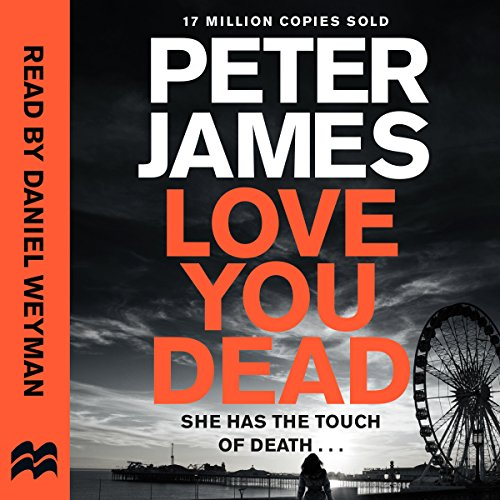 Love You Dead audiobook cover art