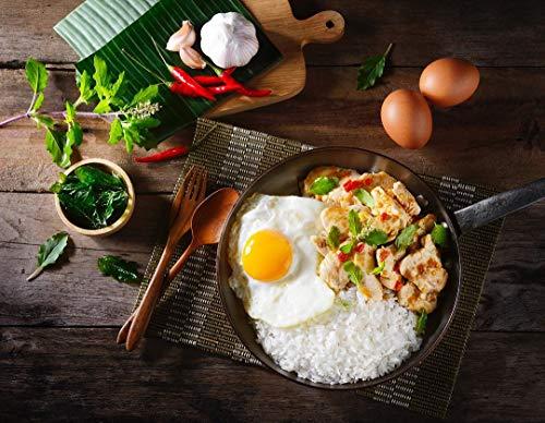 Golden Phoenix Pure Jasmine Rice (100% Thai Jasmine), 10 Pound