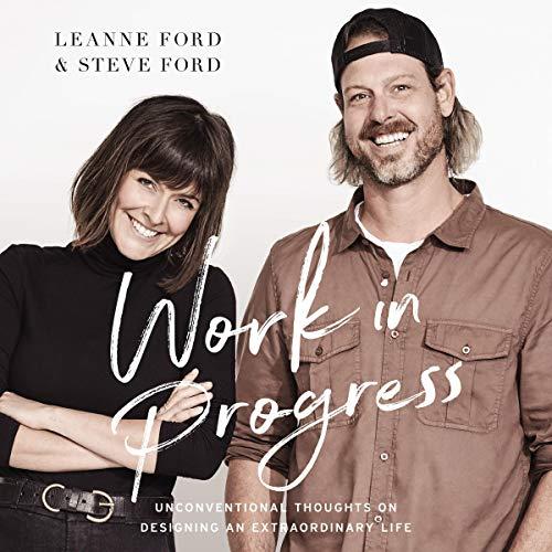 Work in Progress audiobook cover art