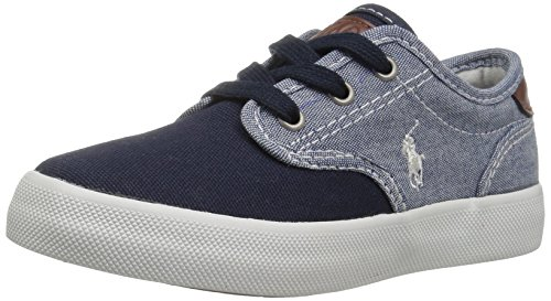 Boys Ralph Lauren Canvas Shoes