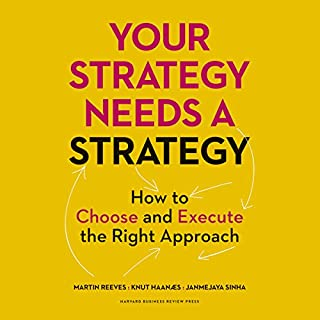 Your Strategy Needs a Strategy cover art