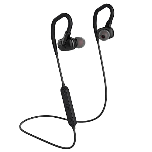 f5b36175667 Bluetooth Headphones, Wireless V4.1 Stereo Magnetic Earphones, Suitable for iPhone  X 8