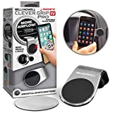 Bell+Howell Clever Grip Pro Universal Air Vent Magnetic Smart Phone Holder for Car, Rotates 360 with Strong Grip and Powerful Magnet As Seen on TV