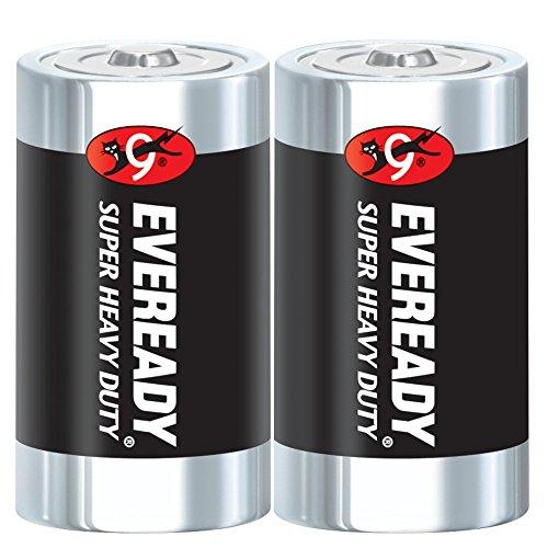 EVEREADY 1250SW2 Heavy Duty Batteries