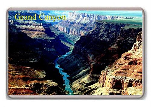 Us/Arizona/Grand Canyon National Park/fridge/magnet - Aimant de réfrigérateur