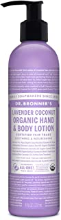 dr bronner's unscented lotion