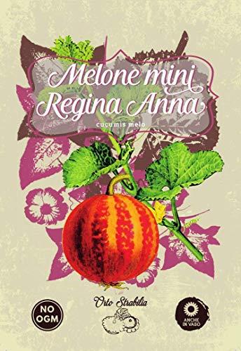 Portal Cool Queen Anne Melon, Cucumis Melo, Graines rares, Graines étrange, Gr. 0.1/10 Graines