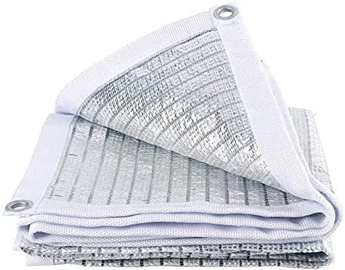 Choice Edthorm 70% Reflective Aluminet Shade Cloth Fashionable Resistant Sunbloc UV