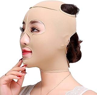 V Gezicht Afslanken Masker Slim Lifting Up Draai Huidverband Riem Ademend Kin Lift Anti Rimpel Slaapmasker Riem