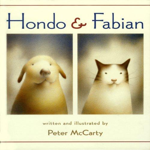Hondo and Fabian audiobook cover art