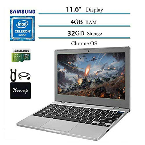 Comparison of Samsung Chromebook (HESVAP) vs ASUS X441BA (-CBA6A)