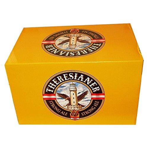 Caja de Cerveza Strong Ale Theresianer 24 X cl.33