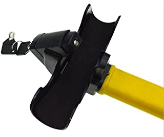 $25 » BLPextrm New Universal AUTO Anti Theft Car Security Rotary Steering Wheel Lock
