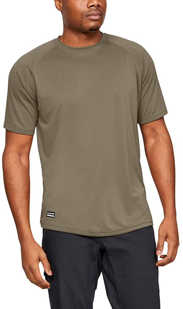 Under Armour Men's Popular standard Tech NEW before selling ☆ Tactical T-Shirt