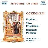 Ockeghem Requiem Holten