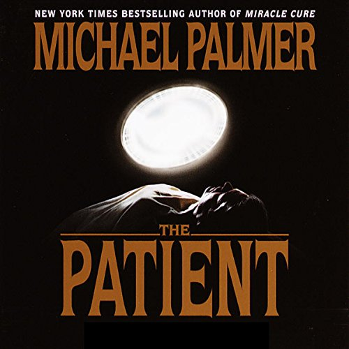 The Patient audiobook cover art