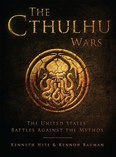 The Cthulhu Wars: The United States' Battles Against the Mythos (Dark Osprey)