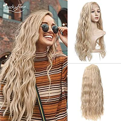 24' Blonde Welle Lace