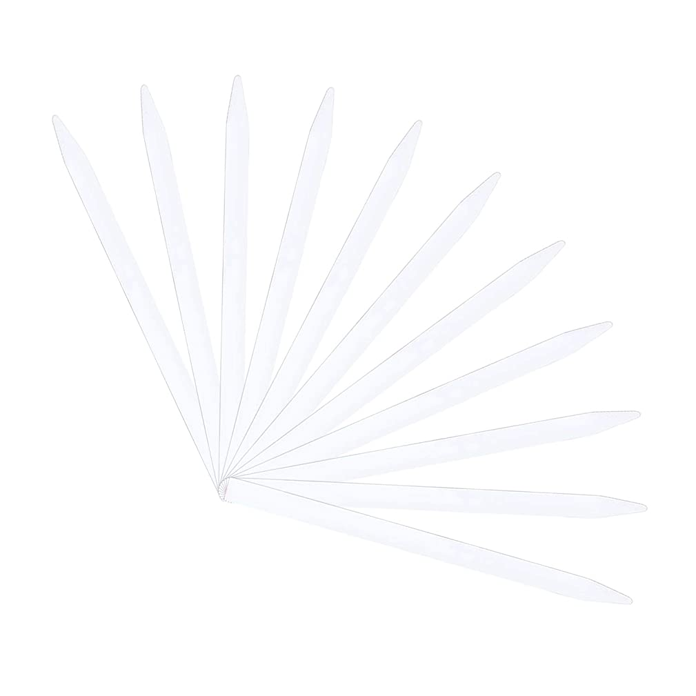 パイプ解明加速するストリップテスト Migavan テストストリップ 香りのアロマセラピーエッセンシャルオイルをテストするための100個の137×7ミリメートルの香水試験紙ストリップ