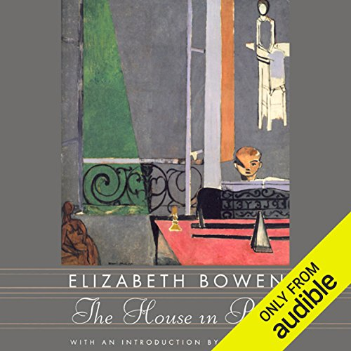 The House in Paris audiobook cover art
