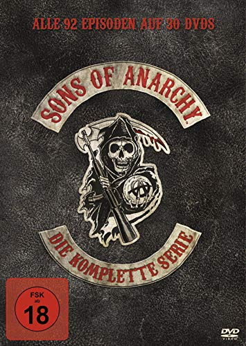 Sons of Anarchy - Die komplette Serie [30 DVDs]