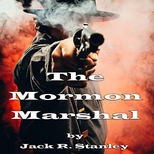 The Mormon Marshal audiobook cover art