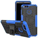 Jhxtech Honor 7X Case, [Kickstand] [Heavy Duty Protection]