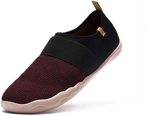 UIN Bejer Gestrickte Loafer Slip On Schuhe Herren
