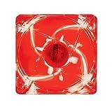 Kingwin Red LED CFR-012LB 120mm Fan - 3 Packs