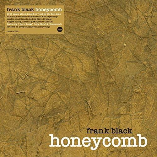 Honeycomb 140 Gram Translucent Honey Colored Vinyl product image